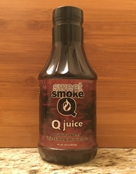 23oz Sweet Smoke Q JUICE - Beef