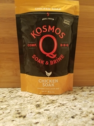 Kosmos Q Chicken Soak Sauce, BBQ, BBQ Sauce, Sweet BBQ, Sweet Heat, Sweet, Award Winning, Food, Barbecue, Best BBQ, Award Winning BBQ, Competition, Competition BBQ, Pitmaster, Pork, Beef, Butt, Ribs, Steak, Wings, Hot Wings, BBQ Wings, Chicken, Grill Sauce, Award Winning Sauce, Award Winning Rubs, Rubs, BBQ Rub, Blues Hog, Heath Riles BBQ, Kosmos Q, Eat BBQ, Sweet Smoke Q, Oakridge BBQ, University of Que, Sweet Swine o' Mine, Plowboys BBQ, Boars Night Out, Cimarron Docs, The Shed, Meat Mitch, Killer Hogs, Steak Cookoff Association, Pancho & Lefty, All Qued Up, Tuffy Stone Cool Smoke, Lotta Bull BBQ