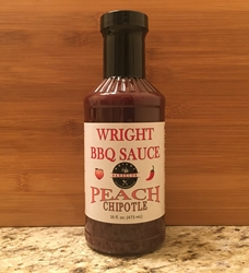 16 fl.oz. Peach Chipotle BBQ Sauce Sauce, BBQ, BBQ Sauce, Sweet BBQ, Sweet Heat, Sweet, Award Winning, Food, Barbecue, Best BBQ, Award Winning BBQ, Competition, Competition BBQ, Pitmaster, Pork, Beef, Butt, Ribs, Steak, Wings, Hot Wings, BBQ Wings, Chicken, Grill Sauce, Award Winning Sauce, Award Winning Rubs, Rubs, BBQ Rub, Blues Hog, Heath Riles BBQ, Kosmos Q, Eat BBQ, Sweet Smoke Q, Oakridge BBQ, University of Que, Sweet Swine o' Mine, Plowboys BBQ, Boars Night Out, Cimarron Docs, The Shed, Meat Mitch, Killer Hogs, Steak Cookoff Association, Pancho & Lefty, All Qued Up, Tuffy Stone Cool Smoke, Lotta Bull BBQ